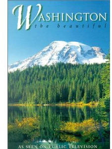 Over Washington (Washington the Beautiful) - Travel Video.