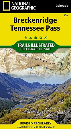 Breckenridge and Tennessee Pass Area.