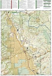 Buena Vista and Collegiate Peaks Area.