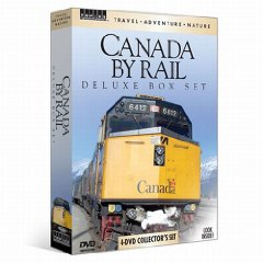 Canada by Rail - Travel Video.