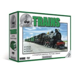 Trains - Travel Video.