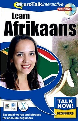 Talk Now! Afrikaans CD ROM Language Course.