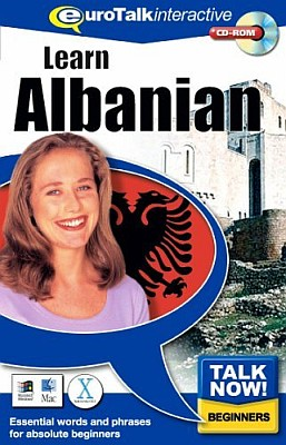 Talk Now! Albanian CD ROM Language Course.