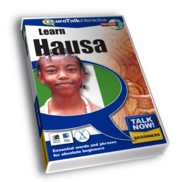 Talk Now! Hausa CD ROM Language Course.