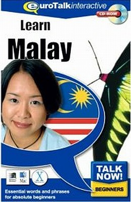 Talk Now! Malay CD ROM Language Course.