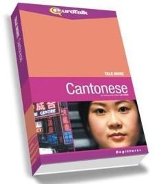 Talk More! Cantonese CD ROM Language Course.