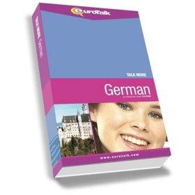 Talk More! German CD ROM Language Course.