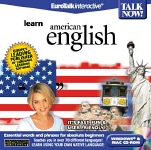 Talk Now! American English CD ROM Language Course.