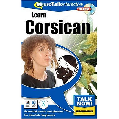 Talk Now! Corsican CD ROM Language Course.