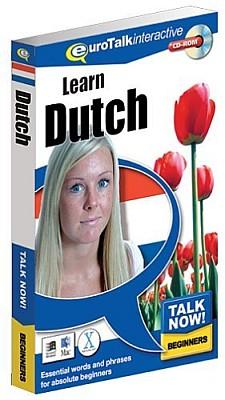 Talk Now! Dutch CD ROM Language Course.
