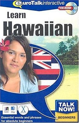 Talk Now! Hawaiian CD ROM Language Course.