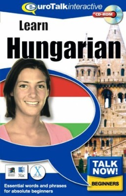 Talk Now! Hungarian CD ROM Language Course.