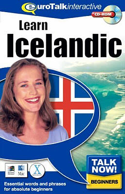 Talk Now! Icelandic CD ROM Language Course.