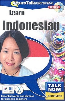 Talk Now! Indonesian CD ROM Language Course.