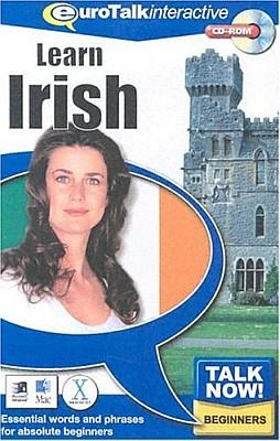 Talk Now! Irish CD ROM Language Course.