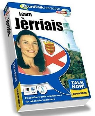 Talk Now! Jerriais CD ROM Language Course.