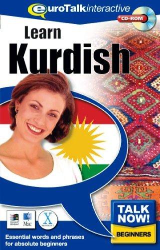 Talk Now! Kurdish CD ROM Language Course.