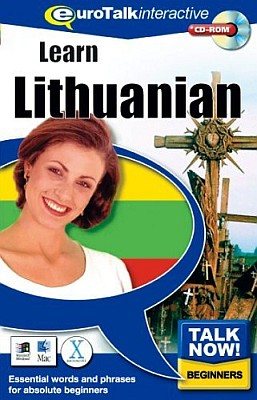 Talk Now! Lithuanian CD ROM Language Course.