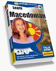 Talk Now! Macedonian CD ROM Language Course.