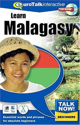 Talk Now! Malagasy CD ROM Language Course.