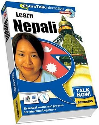 Talk Now! Nepali CD ROM Language Course.