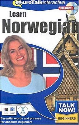 Talk Now! Norwegian CD ROM Language Course.