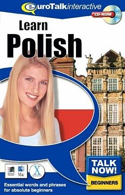 Talk Now! Polish CD ROM Language Course.