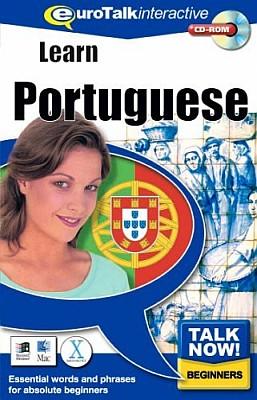 Talk Now! Portuguese CD ROM Language Course.