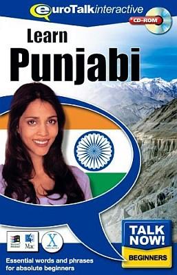 Talk Now! Punjabi CD ROM Language Course.