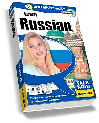 Talk Now! Russian CD ROM Language Course.