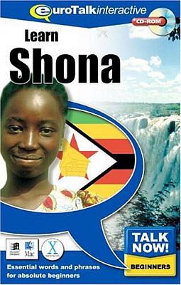 Talk Now! Shona CD ROM Language Course.