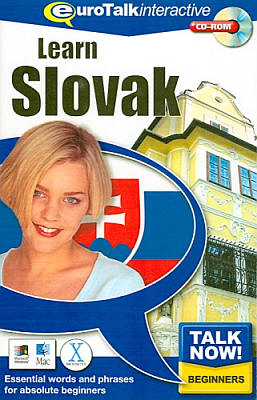 Talk Now! Slovak CD ROM Language Course.