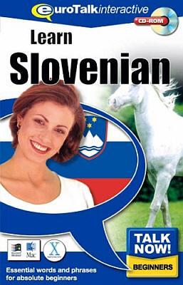 Talk Now! Slovenian CD ROM Language Course.