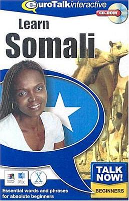 Talk Now! Somali CD ROM Language Course.