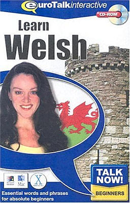 Talk Now! Welsh CD ROM Language Course.