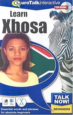 Talk Now! Xhosa CD-ROM Language Course.