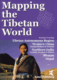 Mapping Tibet.
