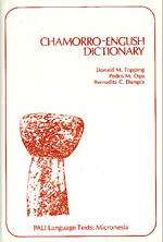Chamorro-English Dictionary.