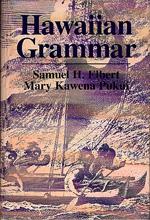 Hawaiian Language Grammar.