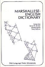Marshallese-English Language Dictionary.