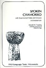 Spoken Chamorro Language Course (Book).