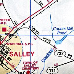 Aiken and Aiken County South Carolina, America.
