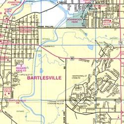 Bartlesville, Oklahoma, America.