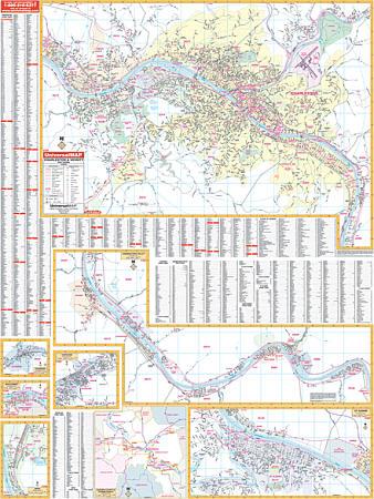 Charleston WALL Map.