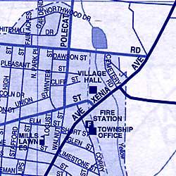 "Dayton ""Greater"" Street ATLAS, Ohio, America."