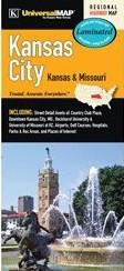 Kansas City, Kansas, America. Laminated.