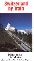 Switzerland By Train - Travel Video.