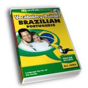 Brazilian Vocabulary Builder CD ROM Language Course.