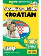 Croatian Vocabulary Builder CD ROM Language Course.