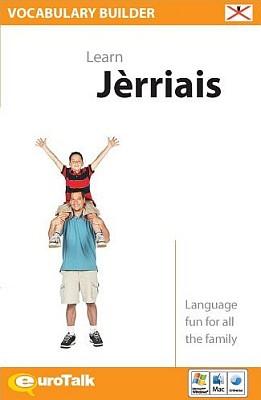 Jerriais Vocabulary Builder CD ROM Language Course.